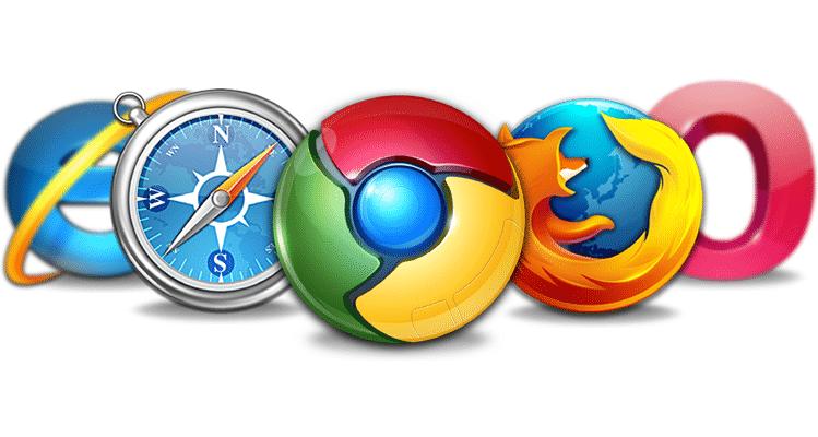 todos navegadores