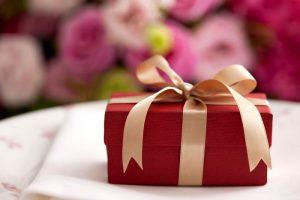 presente para você